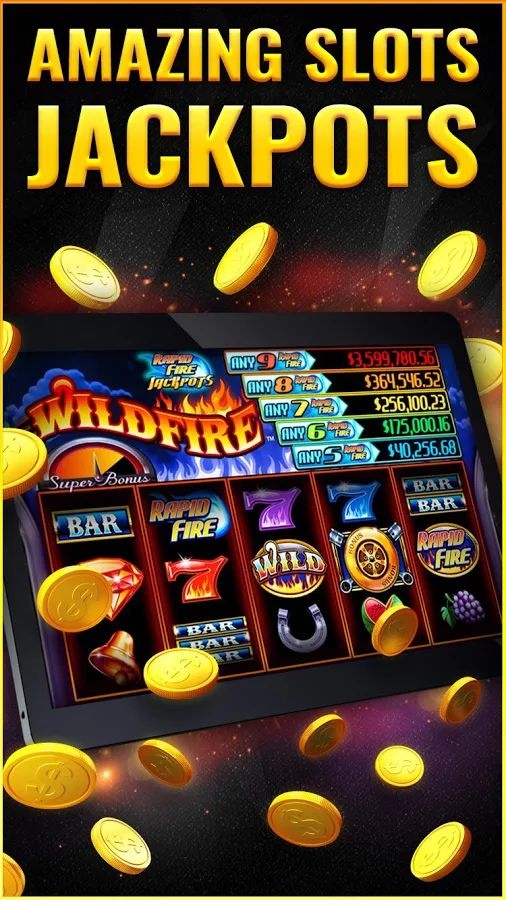 free slots apps for android