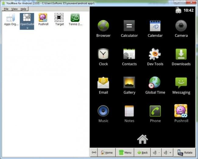 Youwave PC Suite