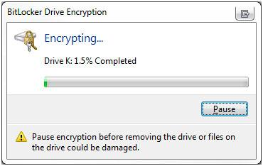 How to encrypt a flash drive to ensure the safty of your data