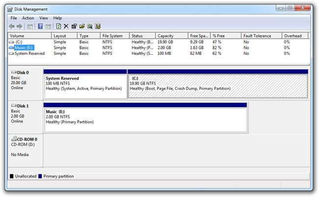 format disk command prompt