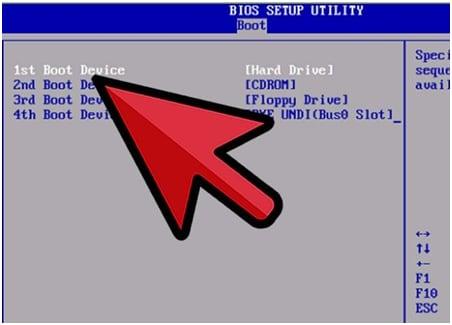 repair hard disk