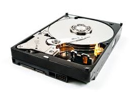 hard disk failure