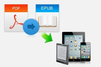 Convert PDF to EPUB Easily