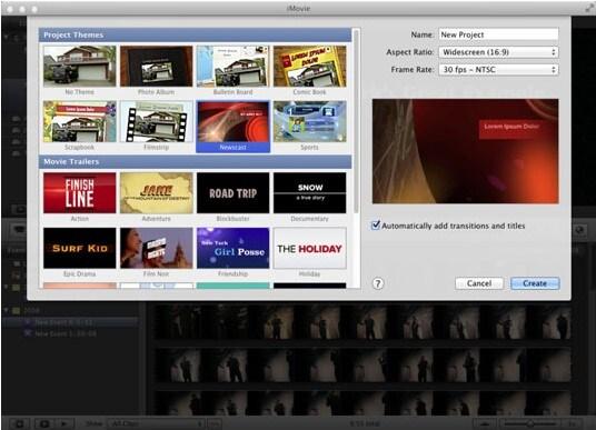 how to edit videos on imovie on mac
