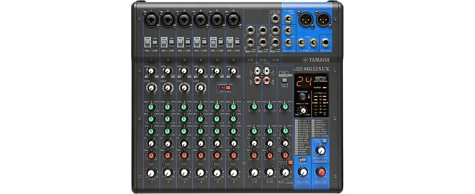 audio mixing software