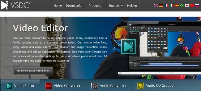 online video editor no watermark