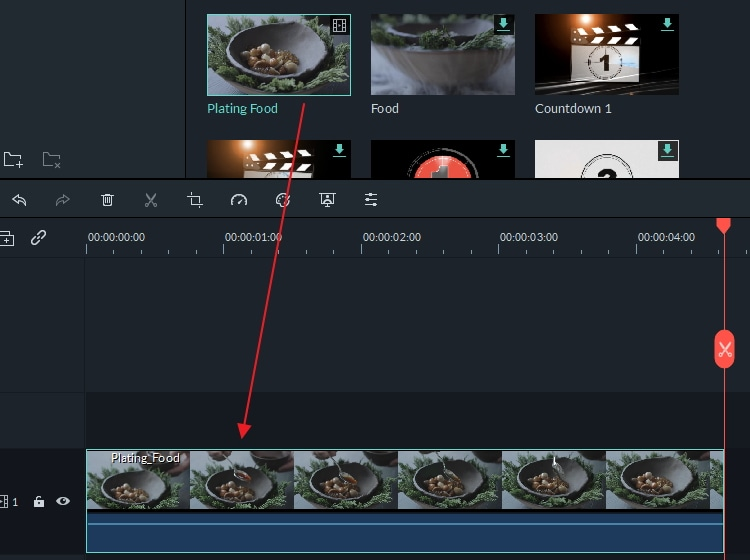 imovie slideshow