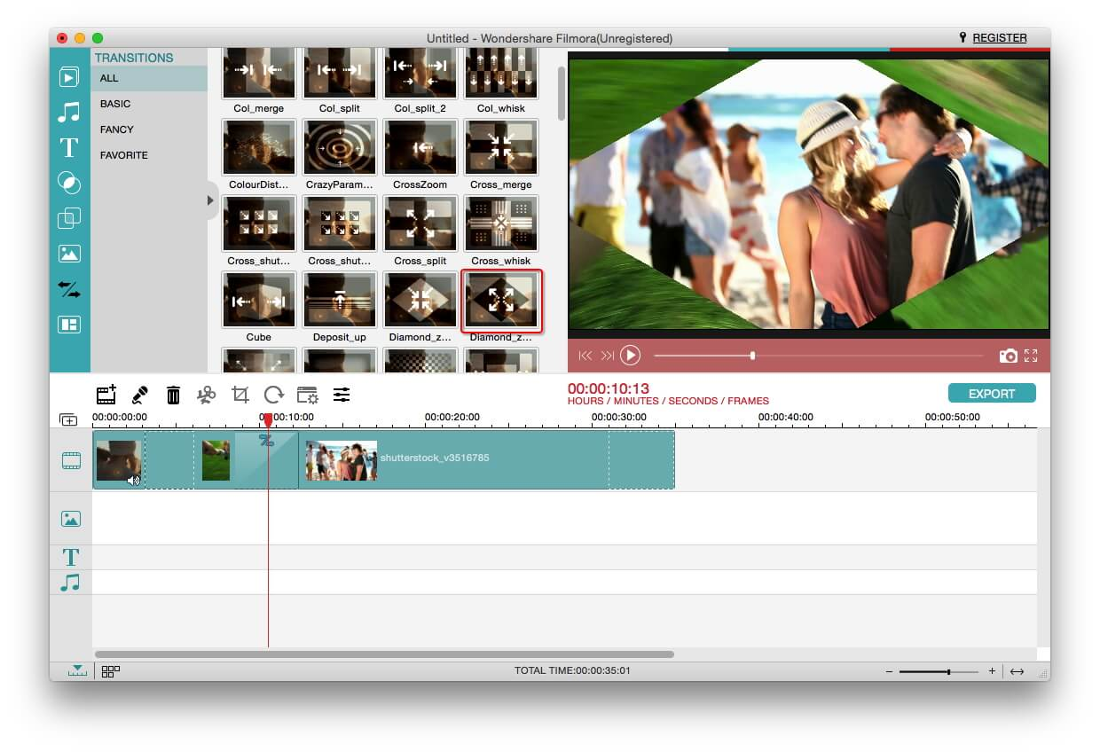 video editor for mavericks