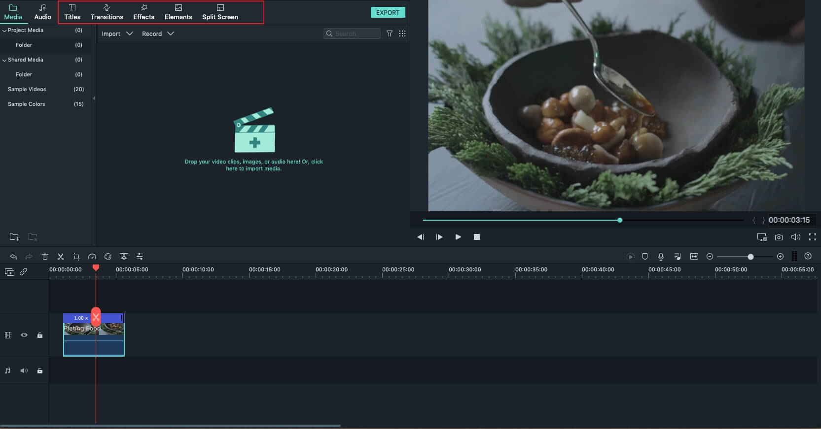 Mac Video editor enhance