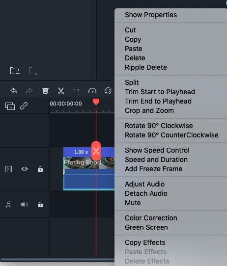 resize video on mavericks