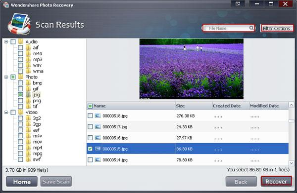 retrieve deleted videos from blackberry playbook