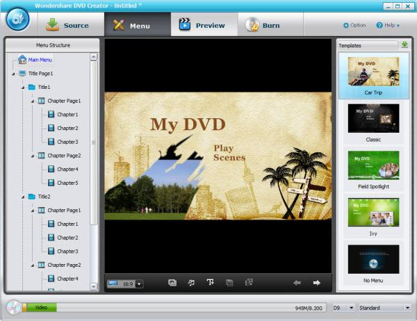 xvid to dvd converter