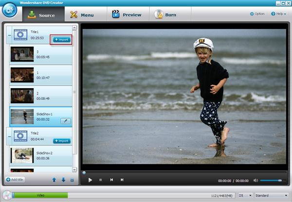 transfer camcorder video to dvd