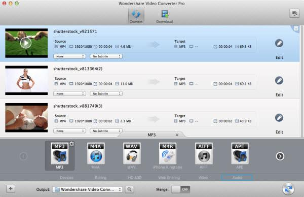convert mp3 to iTunes mac (OS X 10.8 included)
