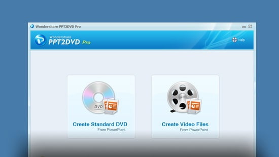 Wondershare PPT2DVD Pro feature image