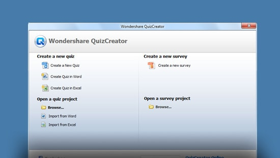 Wondershare QuizCreator feature image