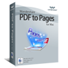 Wondershare PDF to Pages for Mac
