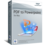 Wondershare PDF to PowerPoint for Mac