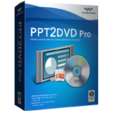 Wondershare PPT2DVD Pro
