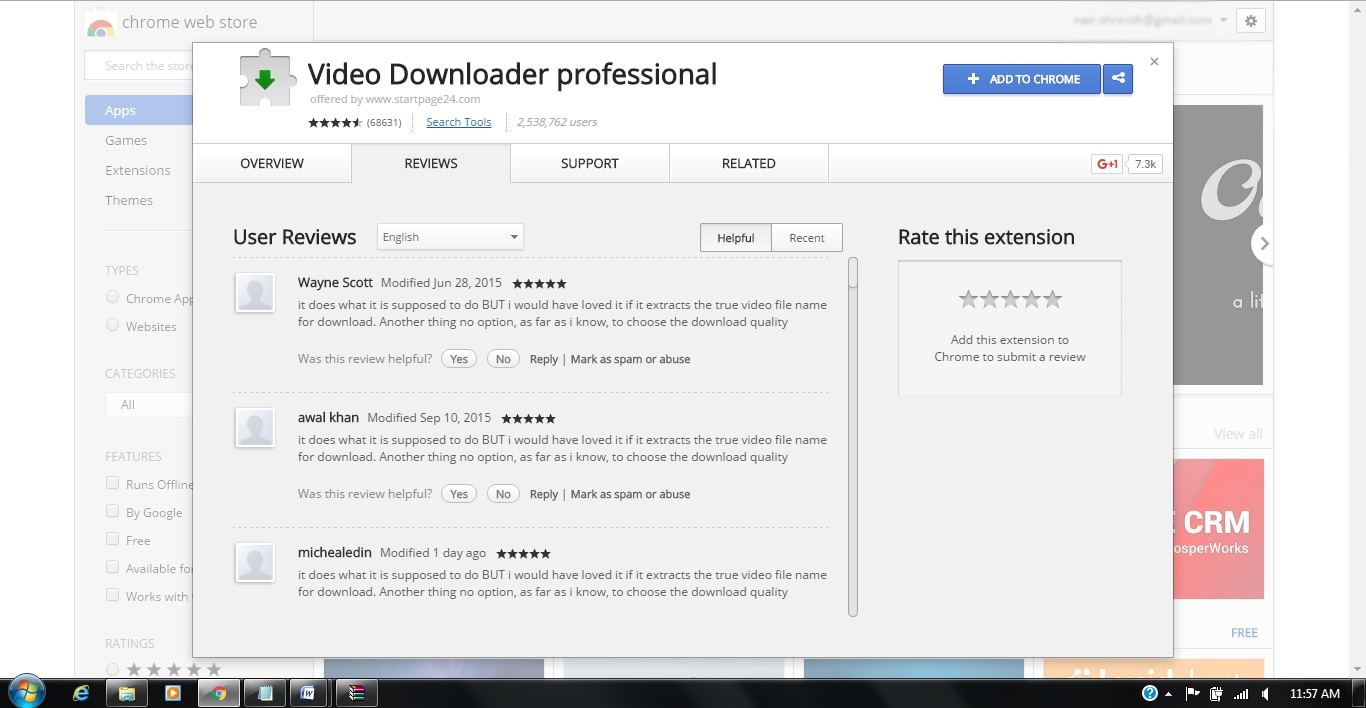 All ways to download videos from websites