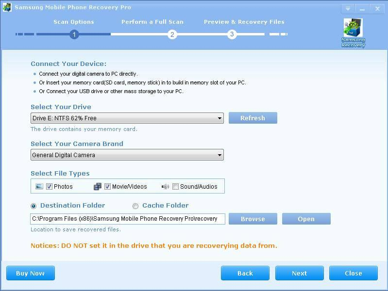 free mobile phone data recovery tools
