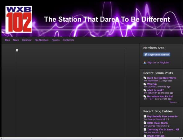 DWXB-FM