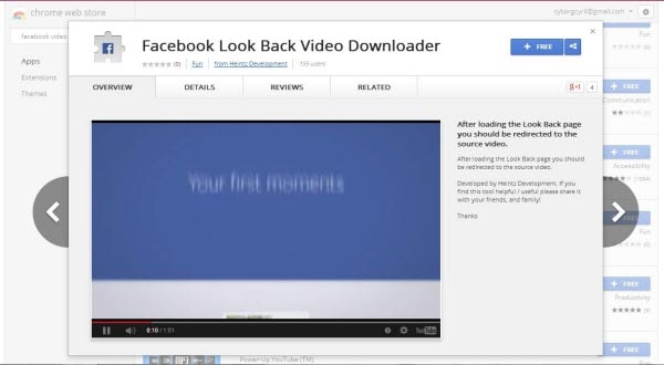 facebook-look-back-downloader