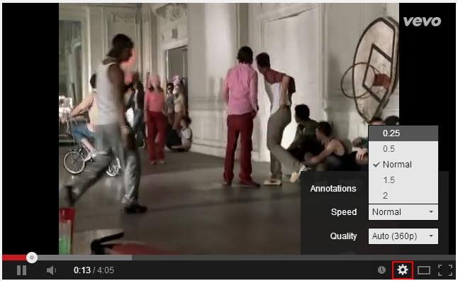 youtube slowmotion