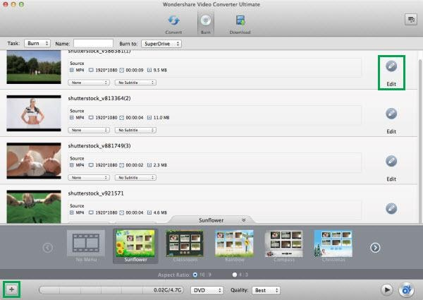 How to burn a DVD without iDVD for Mac