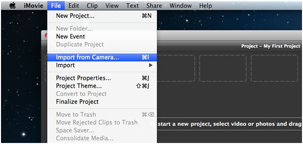 iMovie on Mac/iPhone/iPad