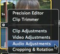 iMovie effect for Mac
