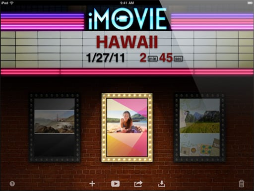 How to create an iMovie Picture in Picture