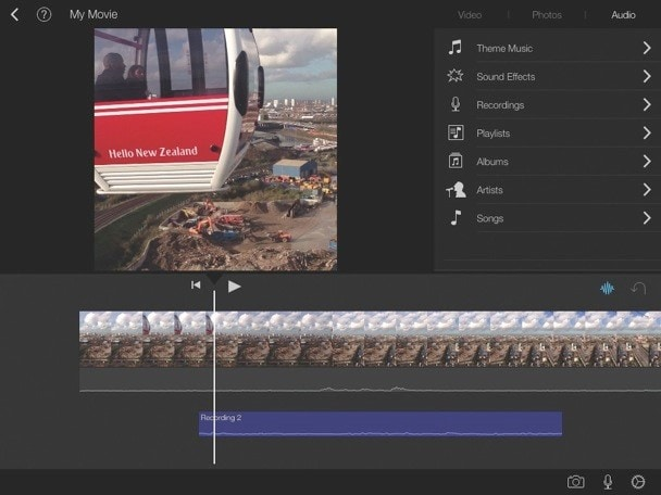 How to Add Voiceover in iMovie on Mac/iPhone/iPad