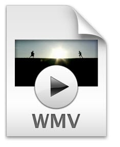 How to import WMV to iMovie