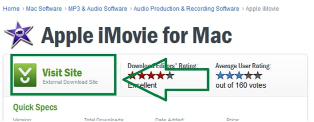 imovie 11 for mac