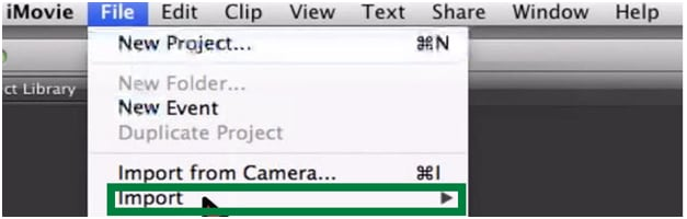 mpg to iMovie 5