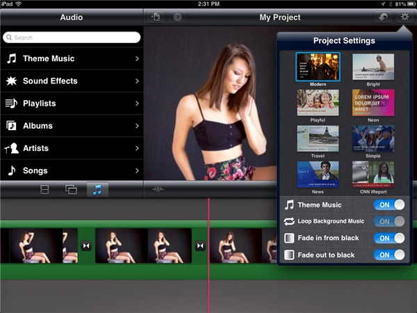 How to Create Slow Motion Videos in iMovie