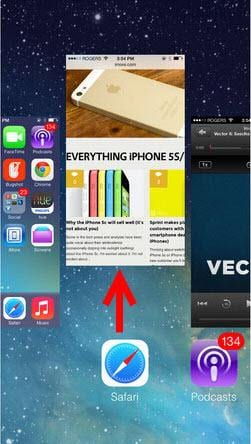 how to make iphone run faster