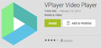 Android Video Players