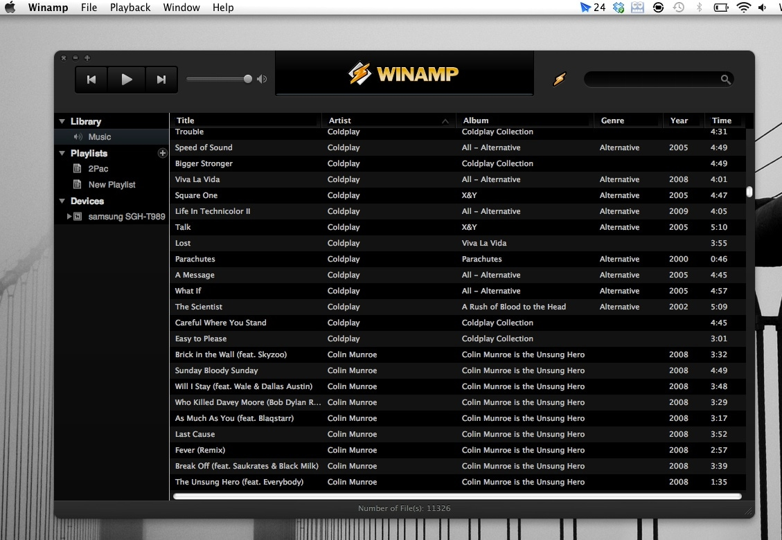 top 9 iTunes Alternatives to Play Music