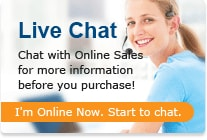 Click here to chat live with an online representative