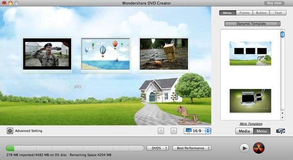 export iphoto slideshow to dvd