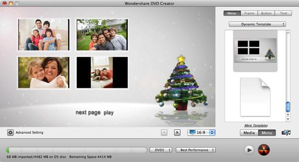 burn mp4 to dvd mac