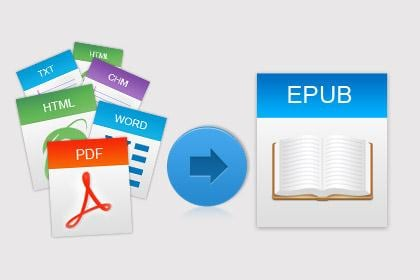 Create EPUB from Popular Documents