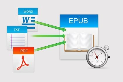 Create EPUB eBooks Easily