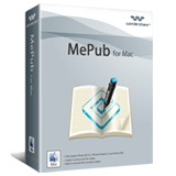Wondershare MePub for Mac