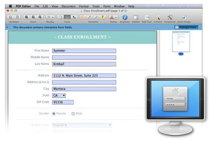 Quick Sign PDF Documents