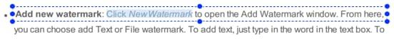 editing PDF text Macac