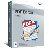 Wondershare PDF Editor for Mac
