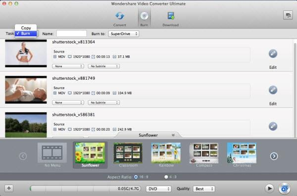 CDBurnerXP for mac mountain lion